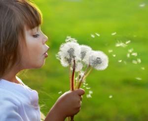 little-girl-flowers